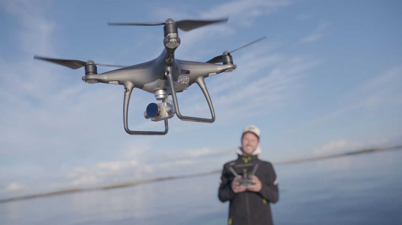 Video drone Brest